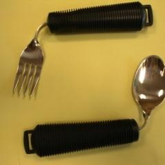 15 tenedor cuchara