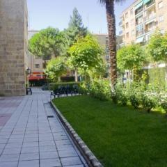 2 vista jardin residencia