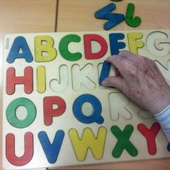4 abecedario